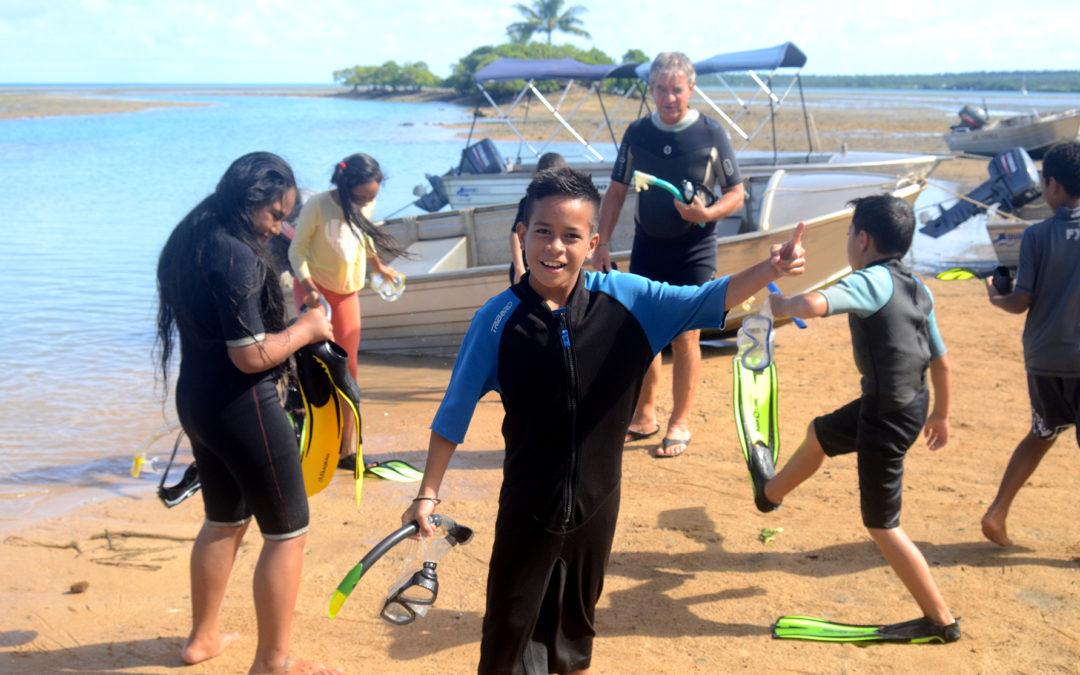 Reef Check et les Scolaires